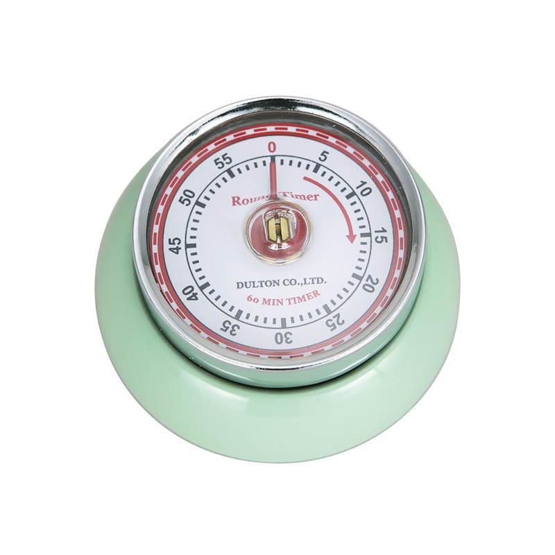 RoomClip商品情報 - KITCHEN TIMER WITH MAGNET M.GREEN