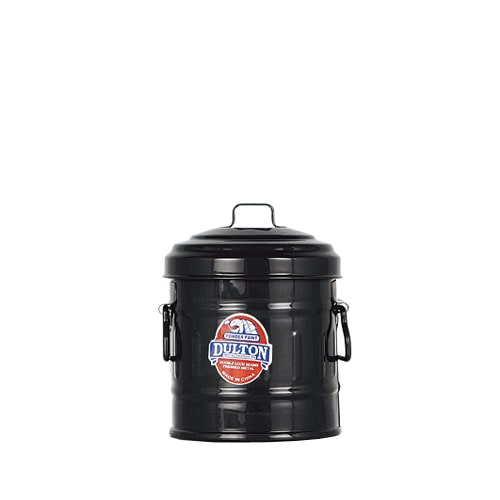 MICRO GARBAGE CAN BLACK