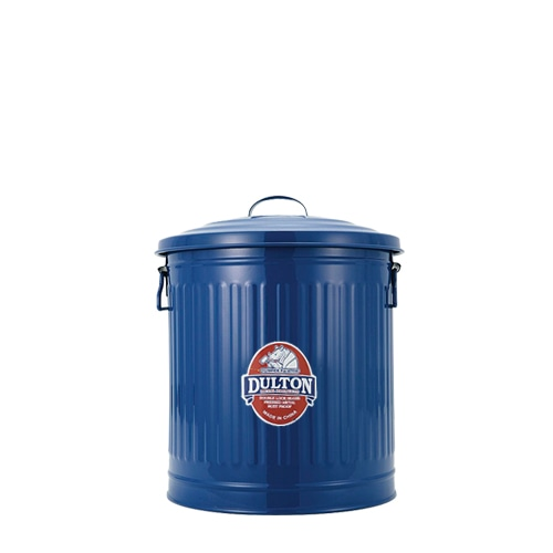 RoomClip商品情報 - MINI GARBAGE CAN BLUE-L