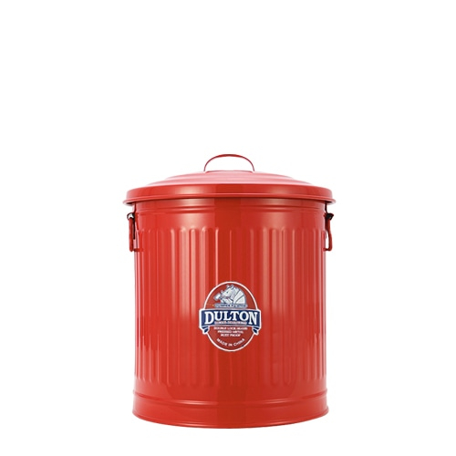 RoomClip商品情報 - MINI GARBAGE CAN RED-L