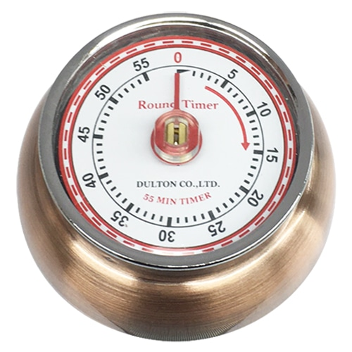 RoomClip商品情報 - KITCHEN TIMER A.COPPER