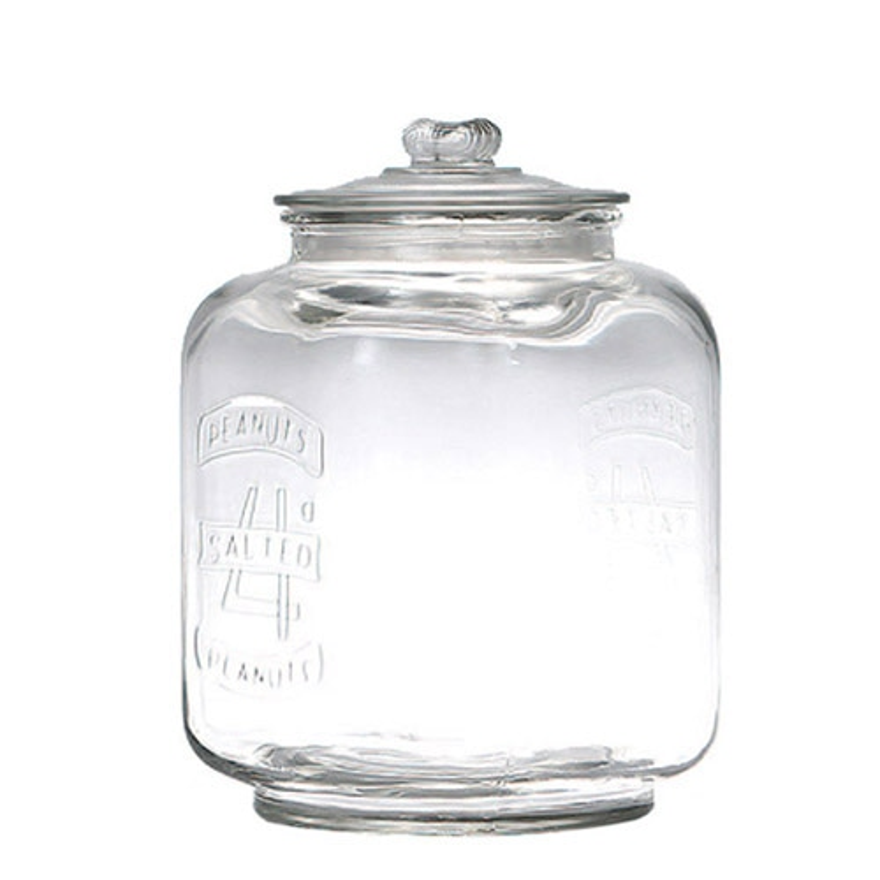 RoomClip商品情報 - GLASS COOKIE JAR 5L
