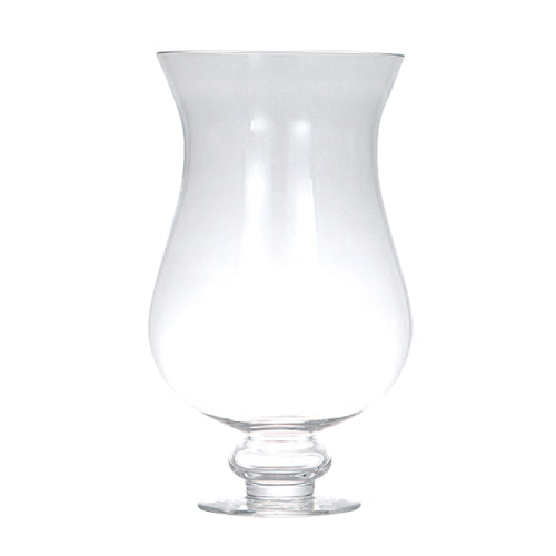 GLASS VASE CONSTRICCION L