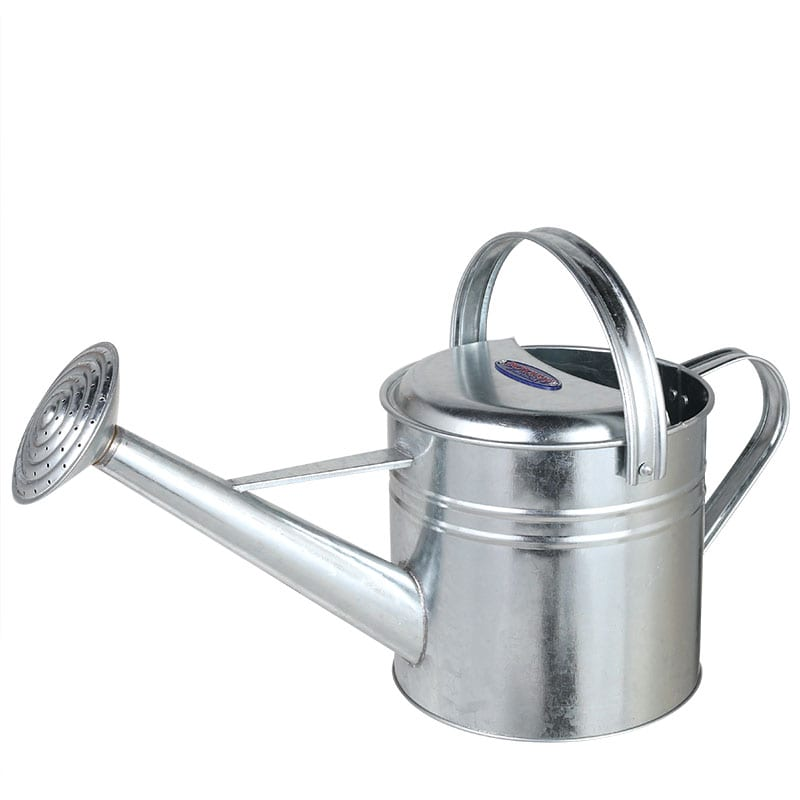 GALV. WATERING CAN 3.5L