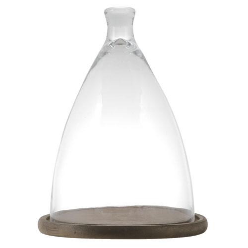 RoomClip商品情報 - GLASS CLOCHE L