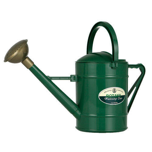 WATERING CAN  D/GREEN