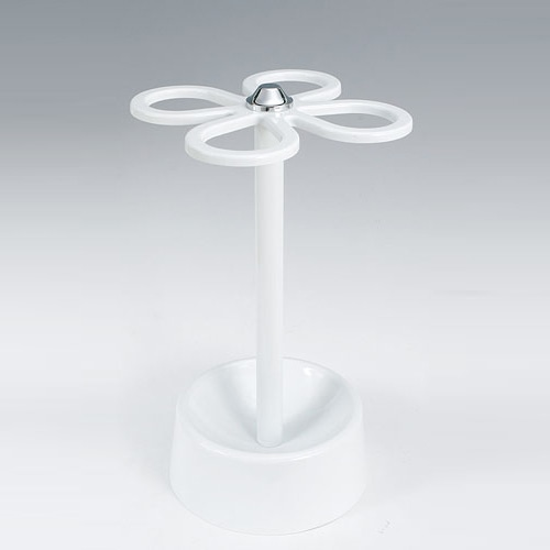 UMBRELLA STAND WHITE