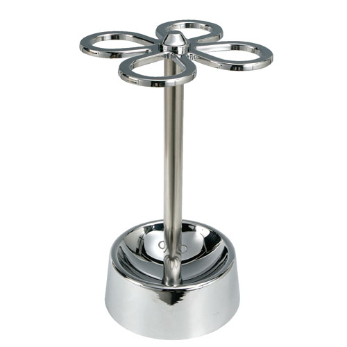 UMBRELLA STAND CHROME
