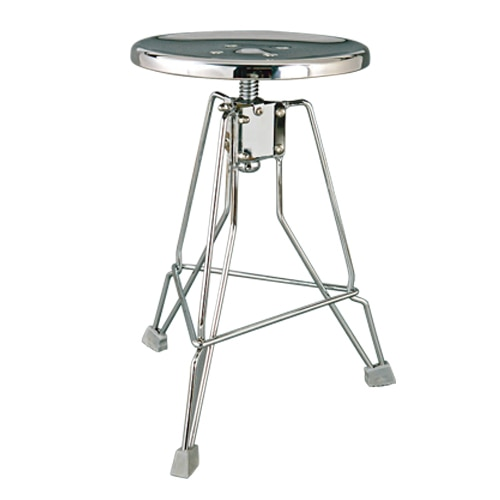 STOOL ''CLIPPER II''  CHROME