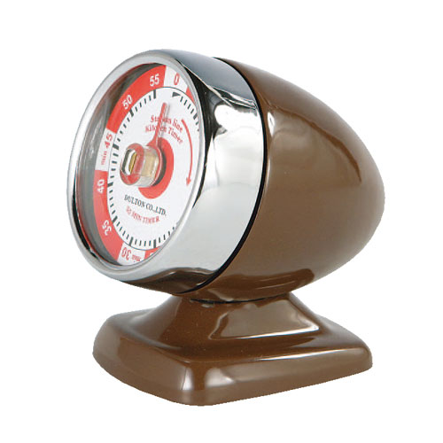 STAND TIMER BROWN