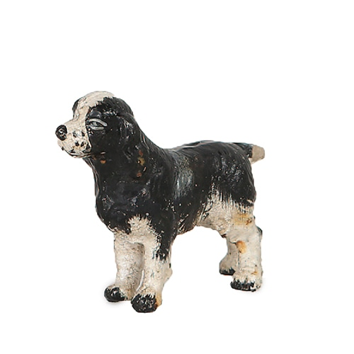PAPER WEIGHT COCKER SPANIEL""
