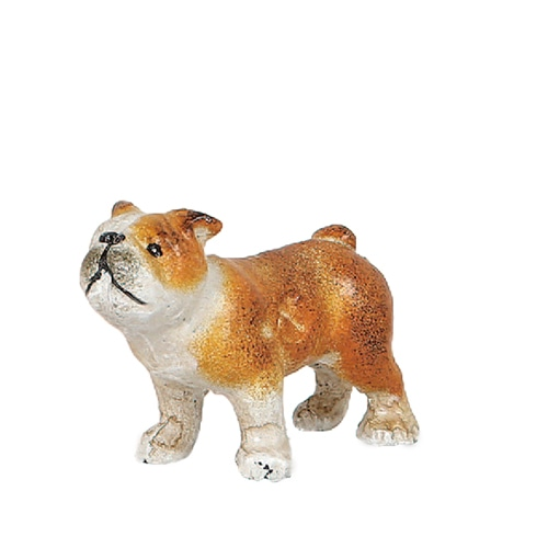 PAPER WEIGHT BULLDOG""