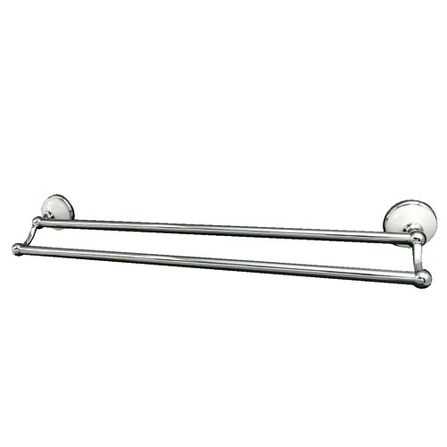 "24"" DOUBLE TOWEL HANGER"
