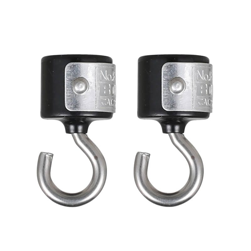 MAGNETIC HOOK S/2 BLACK