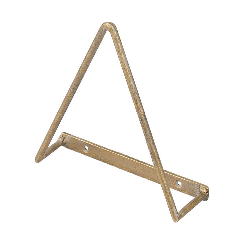 TRIANGLE HOOK A.GOLD