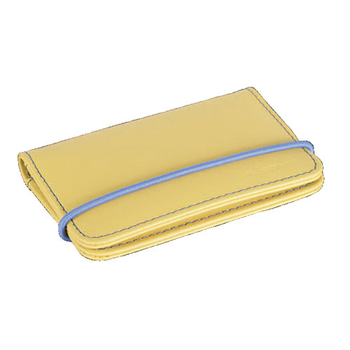 CARD CASE ''NOXIE''  YELLOW