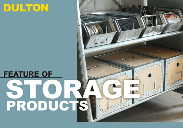 FEAUTURE OF STORAGE PRODUCTS