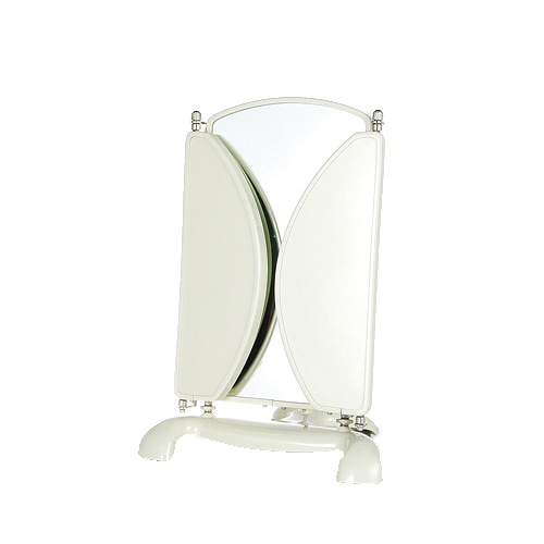 TABLE MIRROR 3-D BLK