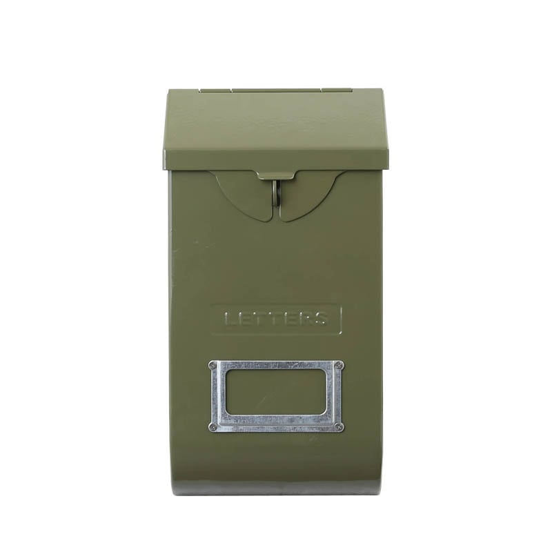 MAIL STORAGE BOX OLIVE DRAB