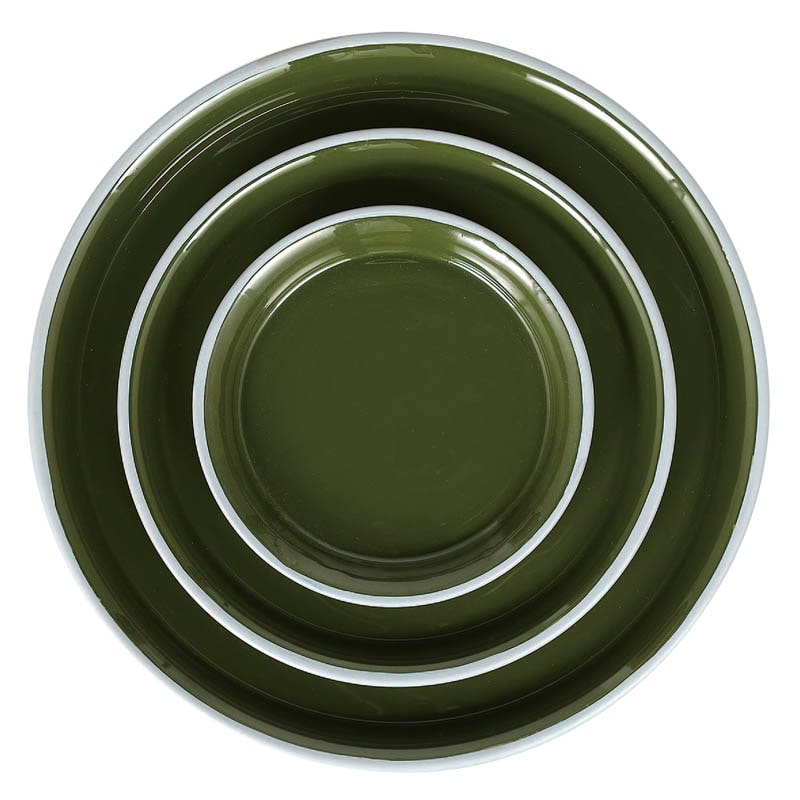 DASHINGTON TRAY S OLIVE GRN