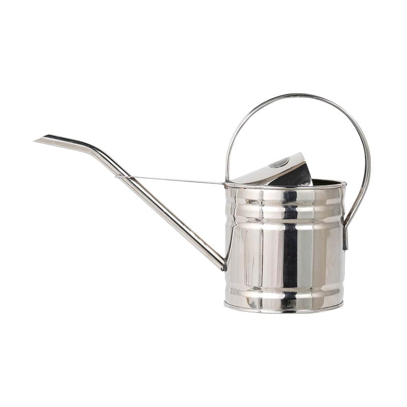 BRASS WATERING CAN 730ml NICKEL