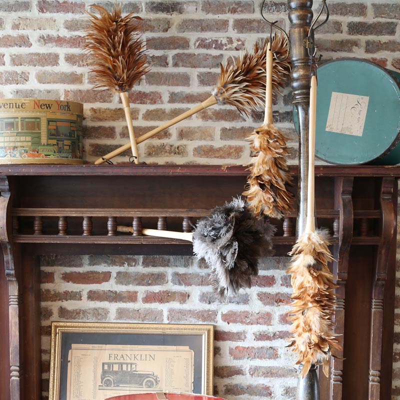 ROOSTER FEATHER DUSTER 72cm
