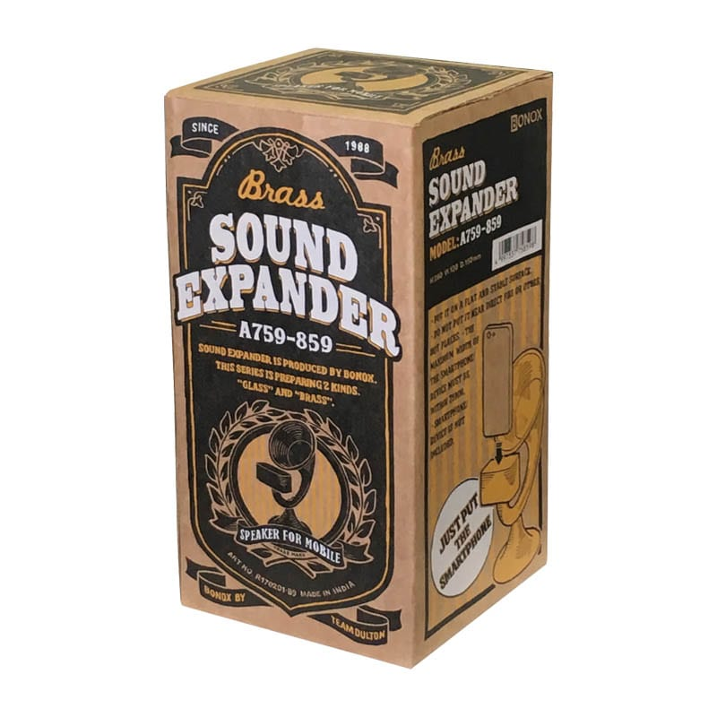 BRASS SOUND EXPANDER