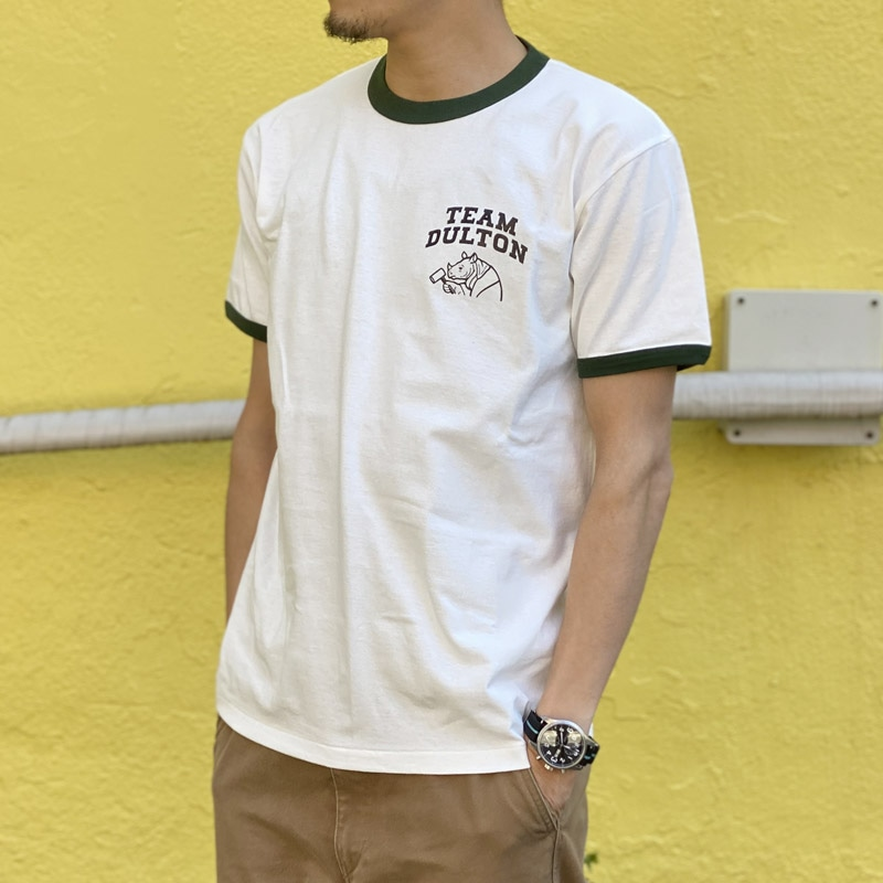 RHINO T-SHIRTS WHITE L