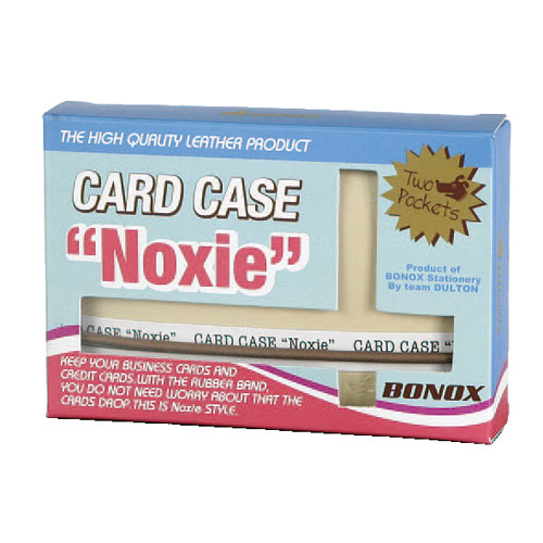 CARD CASE ''NOXIE''  RED