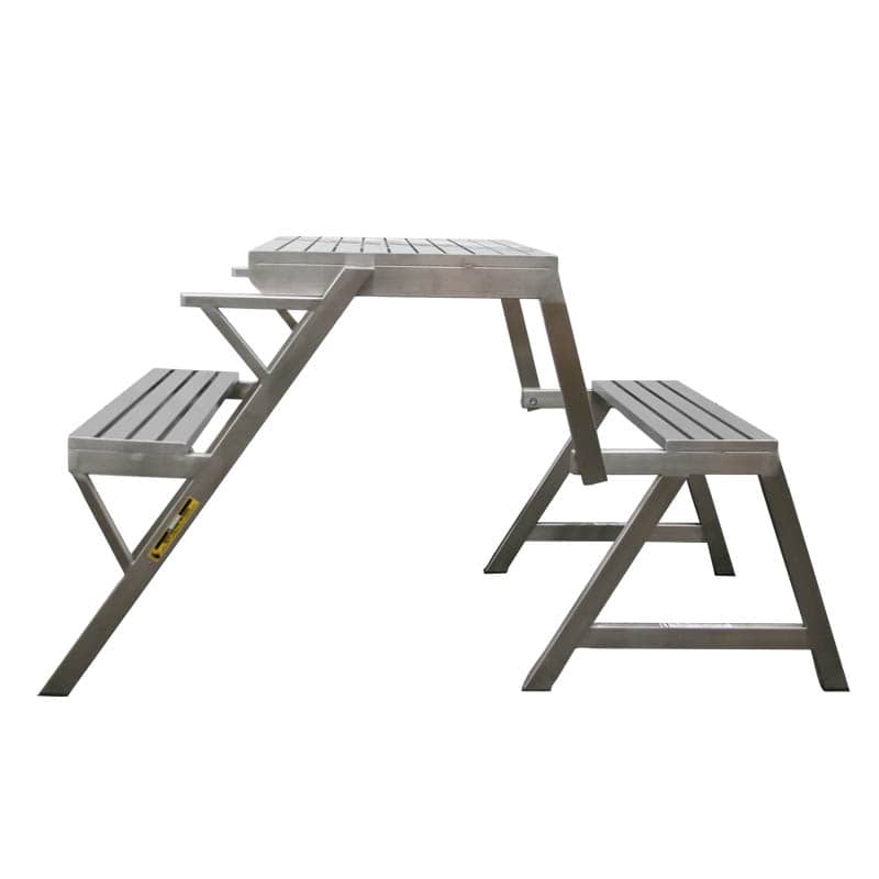 STAINLESS TABLE & BENCH SINGLE