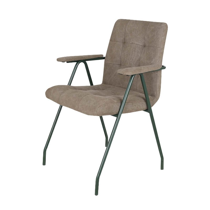 DINING ARM CHAIR VC LIGHT BROWN