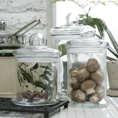 GLASS JAR 2L