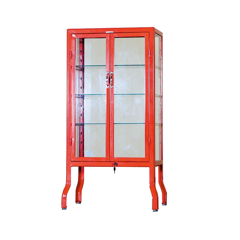 DOCTOR CABINET-S RED