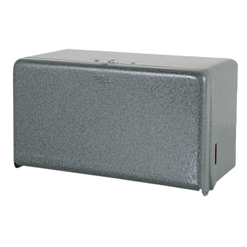 TISSUE DISPENSER GRAY