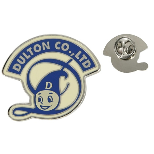 DULTON PIN BADGE-C