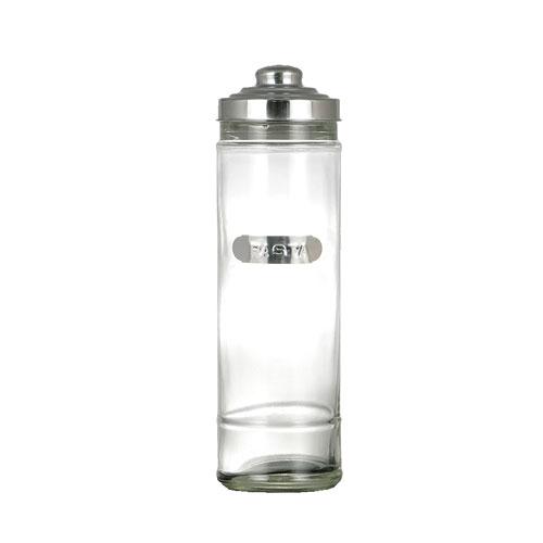 GLASS PASTA JAR