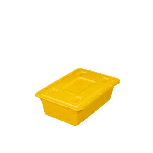 SECURITY BOX 3L YELLOW