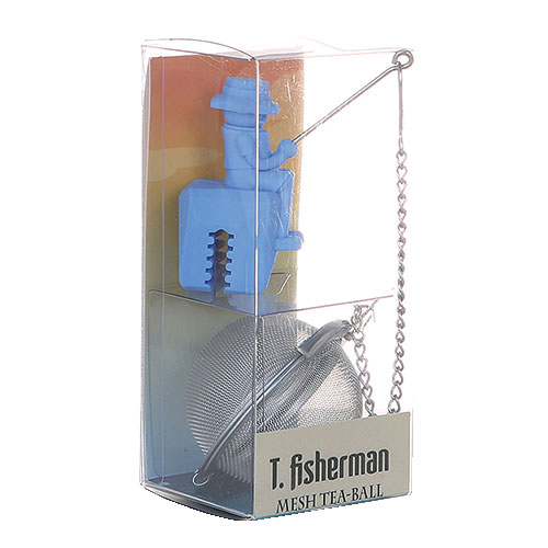 RoomClip商品情報 - TEA INFUSER T.FISHERMAN BL