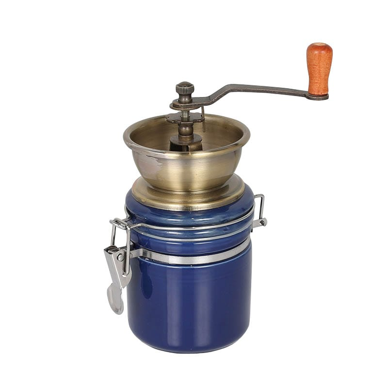 "COFFEE MILL ""TERRA"" ABYSSAL BLUE"