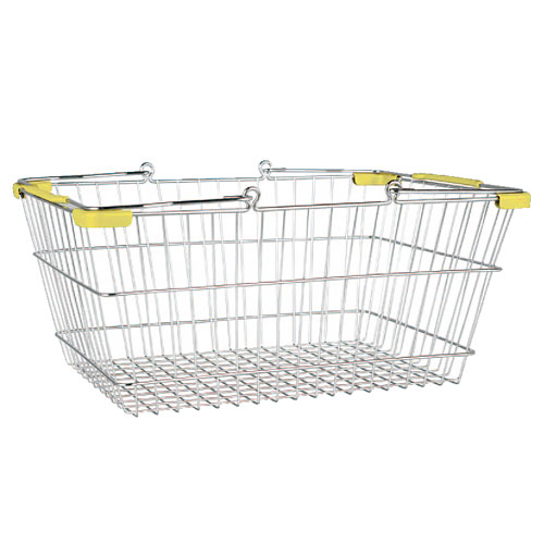 MARKET BASKET-S (CHROME/YELLOW)