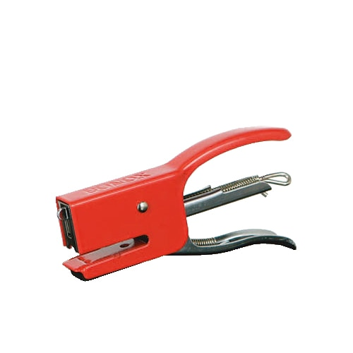BONOX STAPLER RED