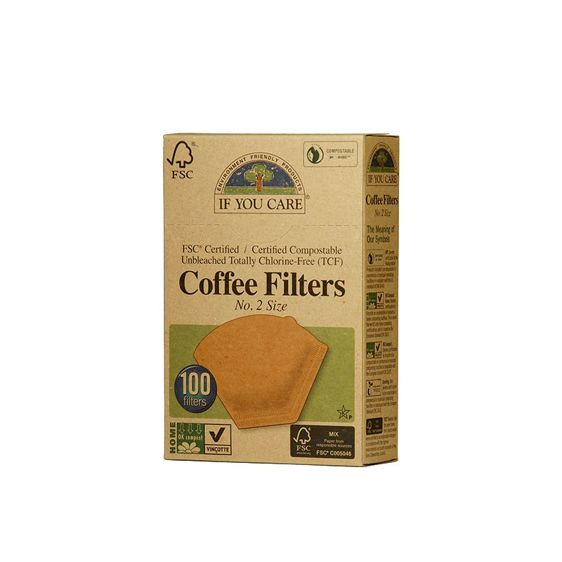 Coffee Filters No.2