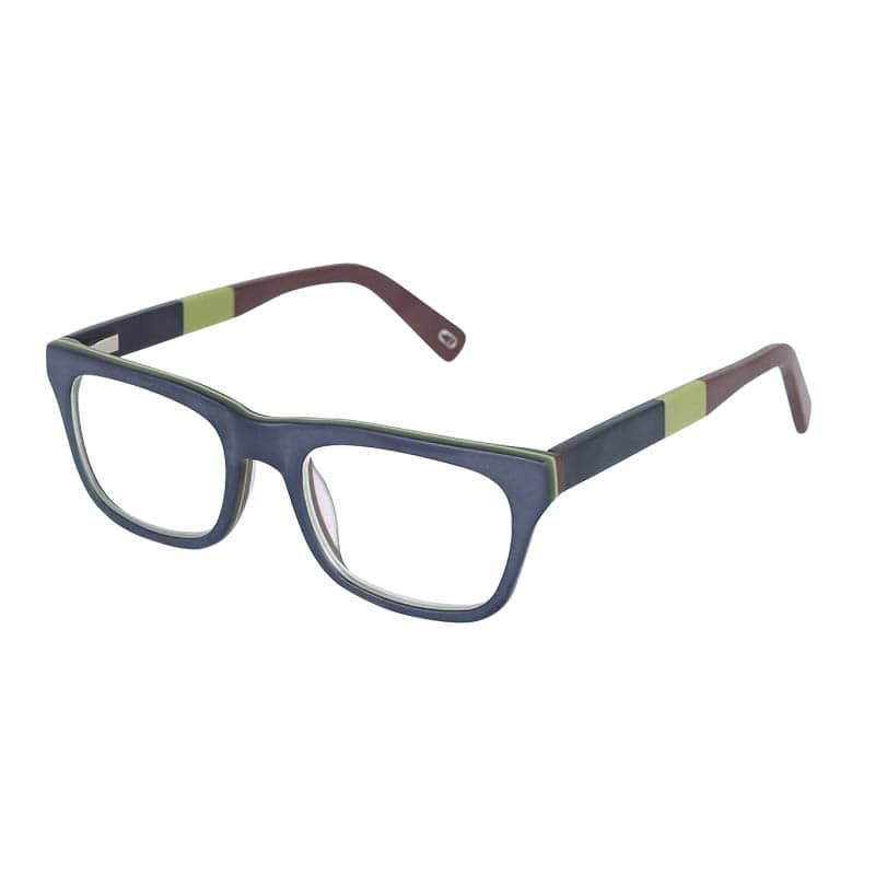 READING GLASSES NAVY