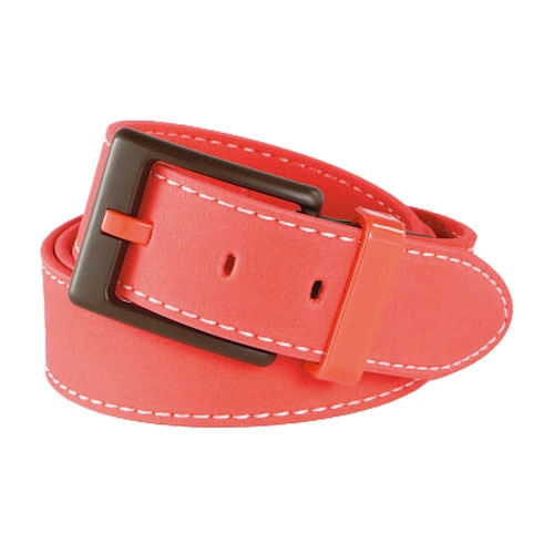 EAGER BEAVER BELT RED