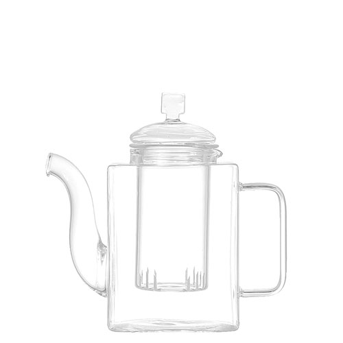 GLASS TEA POT  SQUTAN  500ml