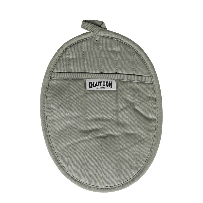 GLUTTON POT HOLDER KHAKI