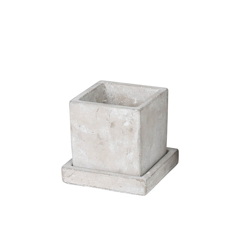 RoomClip商品情報 - SOLID PLANTER CUBE S PLAIN