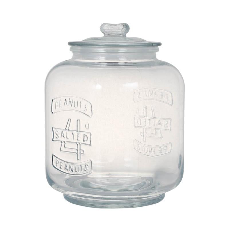 GLASS COOKIE JAR 5L