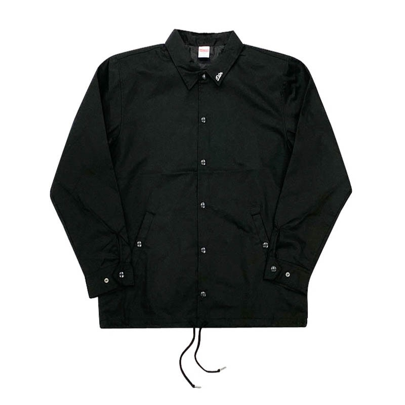 DTN COACH JACKET BLACK L