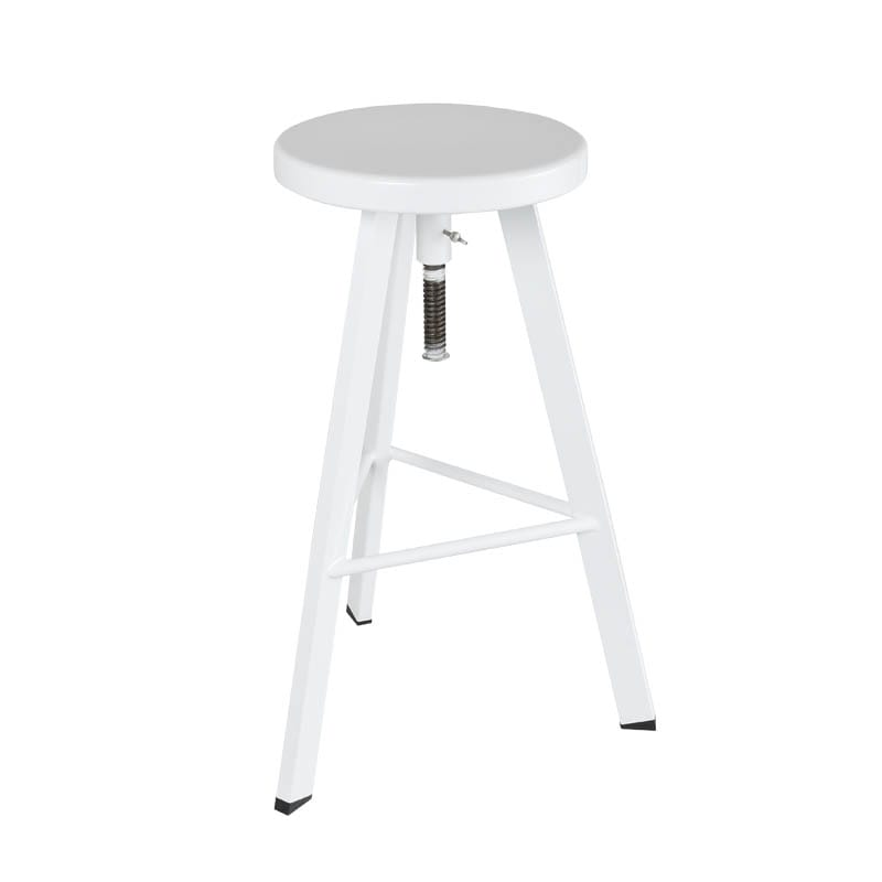 BAR STOOL WHITE